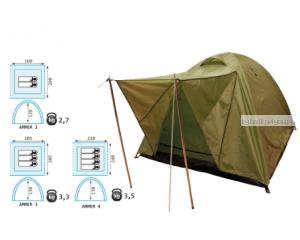 Палатка Reisen Havitz 5 (olive)
