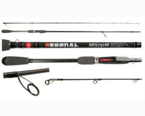 Кастинг  Aiko Arsenal ARS772MHC 231 см 10-42 гр