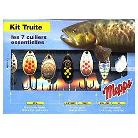 Набор Mepps Kit Troute 7