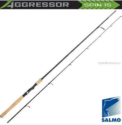 Спиннинг Salmo Aggressor SPIN 25  2,10м /тест 5-25гр (5212-210)