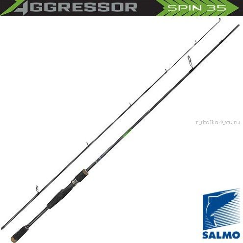 Спиннинг Salmo Aggressor SPIN 35  2,10м /тест 10-35гр (5213-210)