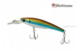 Воблер Mottomo Bang MR 70SP 6,8g Gold Shiner