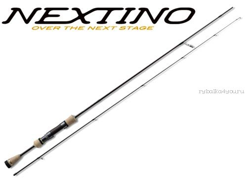 Спиннинг  Major Craft Nextino Area Category NTA-632XUL 1.91м / тест 0.5-2гр