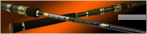 Спиннинг  Major Craft SolPara SPS-902 ML 2.74м / тест 10-30гр