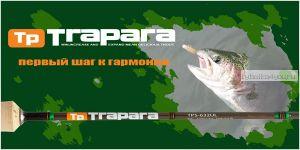 Спиннинг  Major Craft Trapara TPS-632UL 1,91м / тест  2-4гр