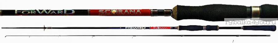 Cпиннинг Scorana Forward 210L 210 см 3-16 гр