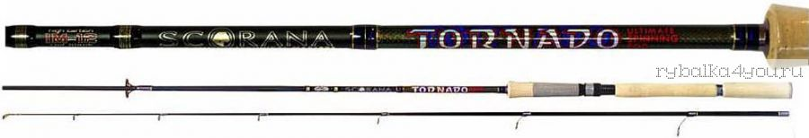 Cпиннинг Scorana Tornado 210L 210 см 3-16 гр