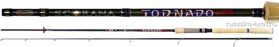 Cпиннинг Scorana Tornado 240МL 240 см 5-25 гр