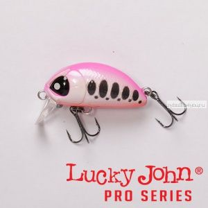 Воблер  LJ Pro Series HAIRA TINY 44F 4,4 см / 7 гр / цвет 203 / до 0,3 м Shallow Pilot
