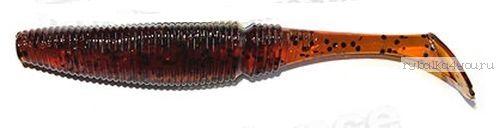 Виброхвост Kosadaka Hart Shad 90mm / цвет MO / 3 шт