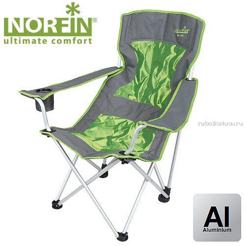 Кресло складное Norfin LEKNES NF алюминиевое