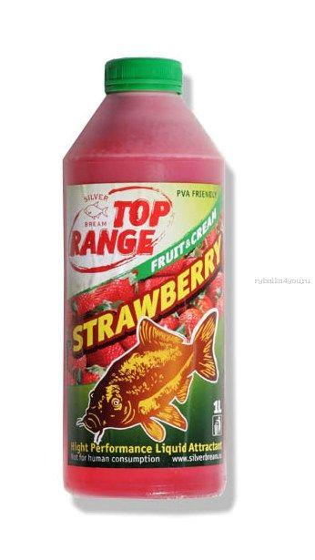 Ароматизатор Silver Bream Top Range Strawberry 1л