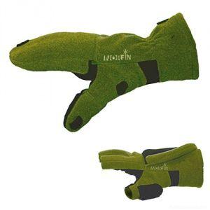 Перчатки-варежки ветрозащитные Norfin 73 отстегивающиеся 701103
