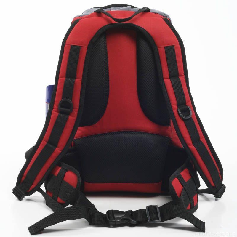 Купить Рюкзак PRIVAL Азимут 30 литров красный