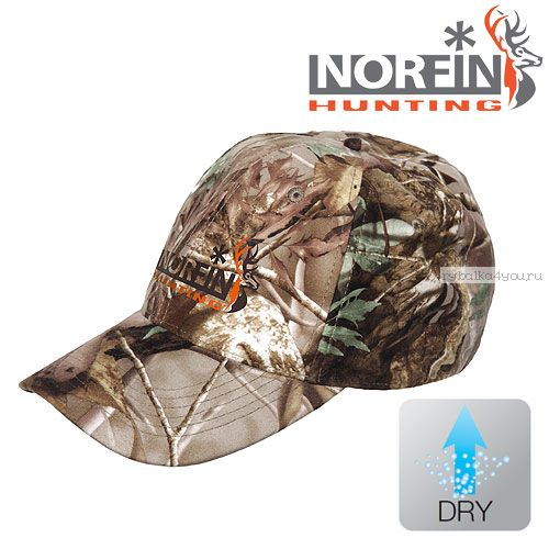 Бейсболка Norfin Hunting PASSION (753)