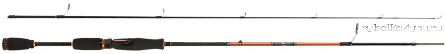 Спиннинг Sakura SHINJIN SIS  5'3 x1+1FT -ML 1,6 м / тест 3-10,5 гр