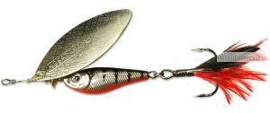 Блесна Kosadaka Quant №6 25гр / цвет SB-Silver