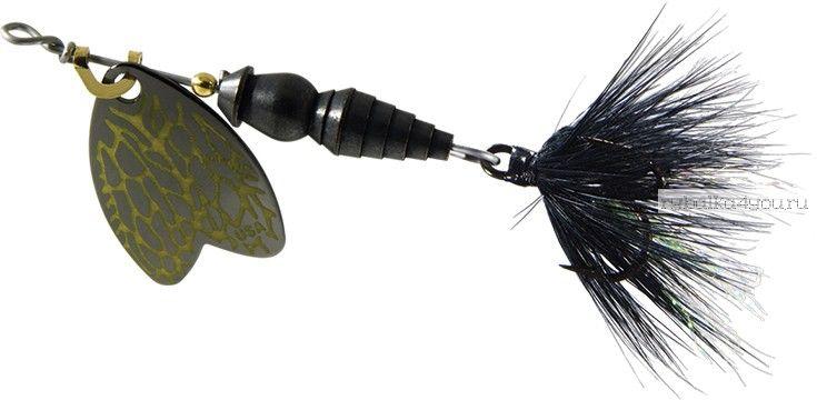 Блесна Mepps Bug Stone fly №1 (4 гр)