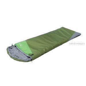 Спальный мешок Prival СТЕПНОЙ КМФ /одеяло с подголовником, размер 220х70, t -2 +15C