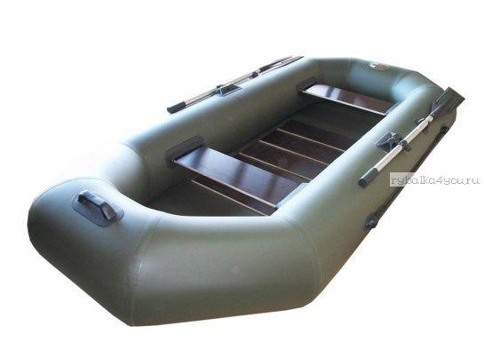 Лодка Аргонавт 280РС с реечной сланью