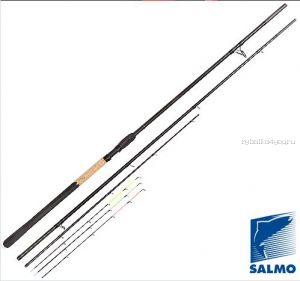 Фидер Salmo Diamond FEEDER  3.90 м / тест до 120 гр (4022-390-2)