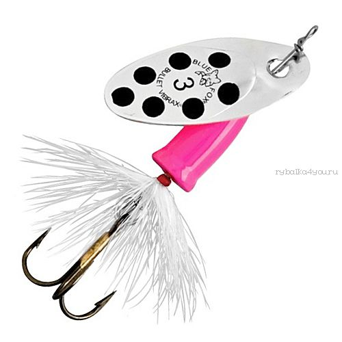 Блесна Blue Fox Vibrax Bullet Fly VBF1 5 гр / цвет: SBP