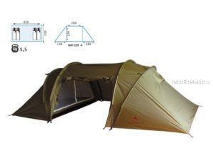 Палатка Reisen Nayzer 4 (olive)