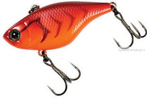 Воблер Jackall Chubby Vibration 40 мм / 4,8 гр / плавающий / цвет: red craw