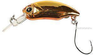 Воблер Jackall Mitts F  28 мм / 1,5 гр / плавающий / цвет: golden