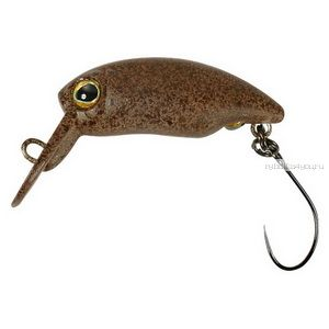 Воблер Jackall Mitts SR-DRY  28 мм / 1,2 гр / плавающие / цвет: tackey brown