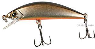 Воблер Jackall Tricoroll 67HW  67 мм / 6,3 гр /плавающий / цвет: silver & black