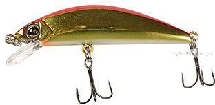 Купить Воблер Jackall Tricoroll GT 88MD-F 88 мм / 10,8 гр плавающий цвет: haku red & gold