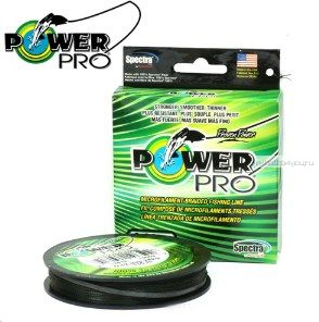 Леска плетёная Power Pro Moss Green 135 м
