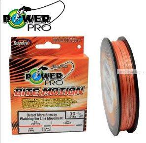 Купить Леска плетёная Power Pro Bite Motion 150 м