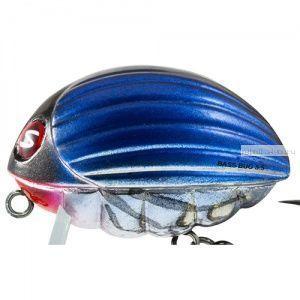 Воблер Salmo Bass Bug F / 55 мм / плавающий / 26 гр / до 0,5 м / цвет: BLB