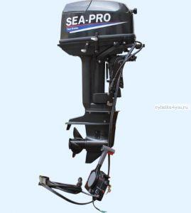 Подвесной лодочный мотор 2-х тактный SEA-PRO T 30S&E / 30 л.с. / 56 кг.