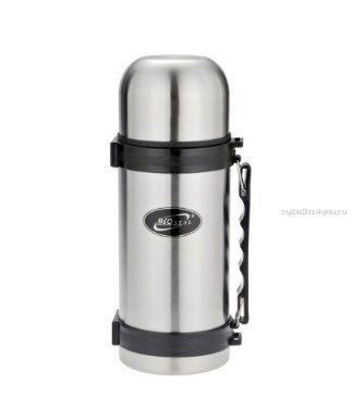 Термос BIOSTAL NY750-2 с кнопкой, с ручкой (узкое горло) 0,75 л