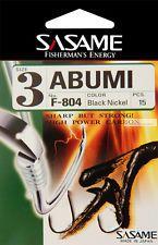 Крючок Sasame Abumi F- 804 упаковка 14 шт