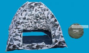 Палатка зимняя автомат  Mifine 2x2  (трехместная)