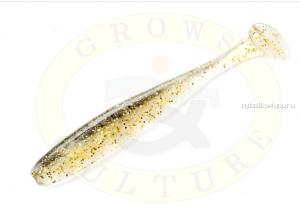 "Виброхвост Grows Culture Diamond Easy Shiner 4"" 10 см/ упаковка 7 шт/ цвет: 417"