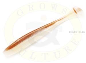 "Виброхвост Grows Culture Diamond Easy Shiner 5"" 12,5 см/ упаковка 5 шт/ цвет: 412"