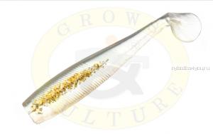 "Виброхвост Grows Culture B6LAB New Shiner 3"" 7,5 см/ упаковка 5 шт/ цвет: 007"