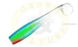 "Виброхвост Grows Culture B6LAB New Shiner 3"" 7,5 см/ упаковка 5 шт/ цвет: 010"
