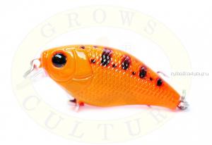 Воблер Grows Culture Chubby 38F 38мм/ 4 гр/заглубление: 0,6-1м/ цвет:Q1