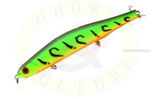 Воблер Grows Culture Orbit  110 SP 110мм/ 16,5 гр/заглубление: 0,8- 1 м/ цвет: 070R
