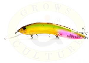 Воблер Grows Culture Flathead 90 F 90 мм/ 10 гр/заглубление: 1 - 3 м/ цвет: Q20
