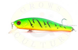 Воблер Grows Culture Rive 65F 65 мм/ 4,6 гр/заглубление: 0,8 - 1,6 м/ цвет: Q6