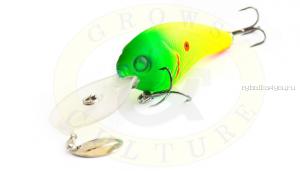 Воблер Grows Culture Jack 70F 70 мм/ 15 гр/заглубление: 1 - 6 м/ цвет: Q5