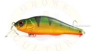 Воблер Grows Culture Killer 70F 70 мм/ 8 гр/заглубление: 0,1 - 0,5 м/ цвет: Q4