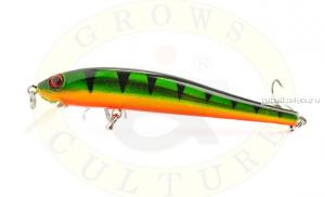 Воблер Grows Culture Tarnado 85F 85 мм/ 8 гр/заглубление: 0,8 - 1,5 м/ цвет: Q4